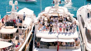 Tips on throwing a spectacular yacht party