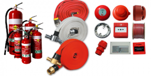 Advantages of fire fighting and suppression systems