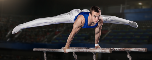 Exercises involved in gymnastic