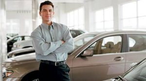 How to be a good car salesperson?